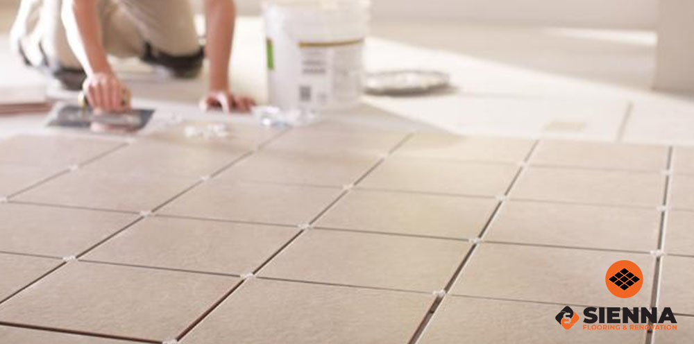 Kitchen Tiles Installation